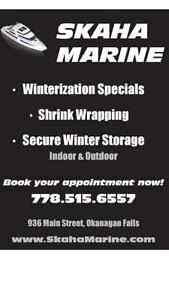 Marine Repair, Restoration, Winterization