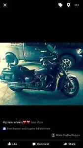 Motor Cycle in Mint condition