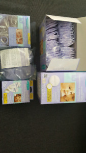 Nursing pads & hot/cold therapy