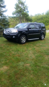 2009 Honda Pilot Touring package 4WD