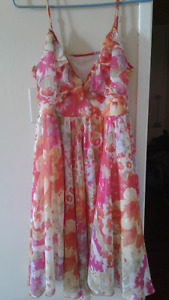 Women's Summer Dress Size L
