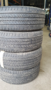 Michelin Premier 215/55R17 Summer Tires Full Set