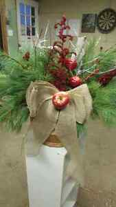 Stunning Christmas Baskets Peterborough Peterborough Area image 1