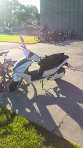 Ebike  . Bike and fourth viper