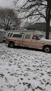 1996 Ford F-350 Pickup Truck London Ontario image 1