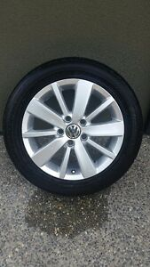 "16"" VW Pescaro OEM Wheels"