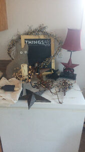 Country style Decorations