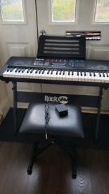Rock Jam keyboard