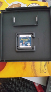Aragons quest DS game
