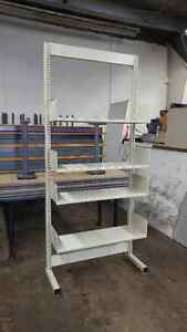 ADJUSTABLE SHELVING UNIT  $100