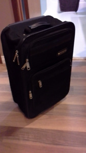 Small Black Suitcase
