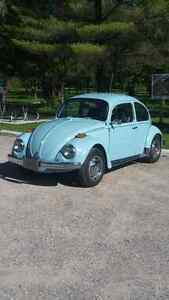Air cooled Beetle ! Price reduced !