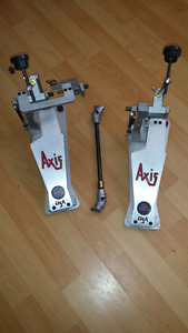 2 Single Axis Pedals