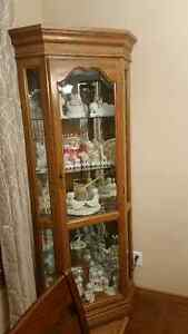 Display Cabinet from Taylor's Furniture
