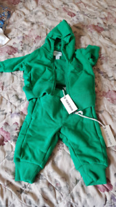 Baby Boy 6 Months Brand New with Tags Diesel Sweatsuit & T-shirt
