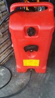 XL stand up gas container