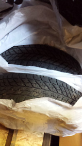 225 65R 17 Winter 2 tires