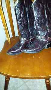 Women's Cowgirl boots for sale with New Additions!  7M SIZE !!