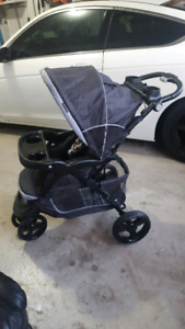 LNIB Baby Trend stroller set and baby trend snap N go!