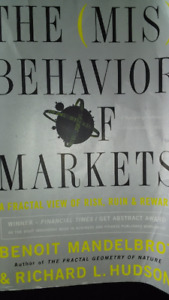 The Misbehavior of Markets: A Fractal View of Financial Turbulen