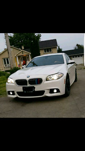 BMW 2014 5 series 535i xDrive Sport M package