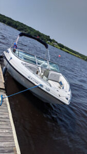 2007 Crownline Bowrider 21SS