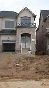 Brand New Home for RENT in Brampton NEVER LIVED IN