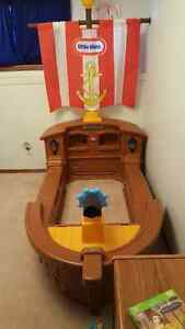 Little Tykes Pirate Toddler bed