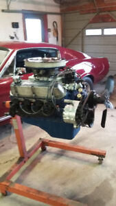 Rebuilt 289 Ford Engine