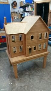 Doll House - hand made