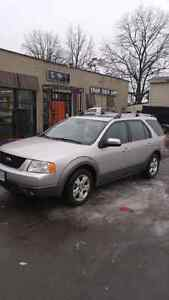 2007 FORD FREESTYLE AWD SEL