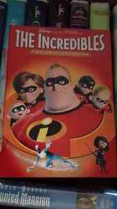 Disney's The Incredibles 2 disc collector's edition unopened