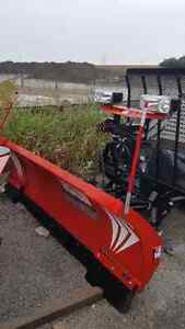 western wide out snow plow