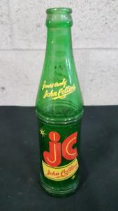 1 Bouteille Vintage De JC John Collins