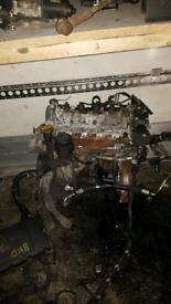 Spares or repairs Engine Suzuki Swift 1.3 d 2009