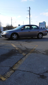 2000 Honda Accord 5 spd Manual,mint no rust