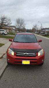 2007 Toyota RAV4 Limited /4X4/7 SEATERS