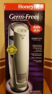 Honeywell UV Germ-Free Cool Mist Humidifier