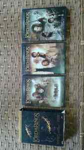 Lord of the Rings - Three Disc Set