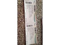 Justin Bieber tickets. Standing Birmingham 17th Oct