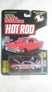 1998 RACING CHAMPIONS HOT ROD 70 PLYMOUTH SUPERBIRD DIE CAST