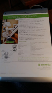 stairlift by savaria
