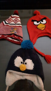 Selection of cute hats