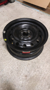 4x100 honda steel rims