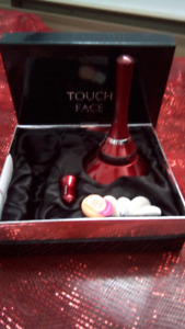 Touch face appareil maquillage massage vibration neuf