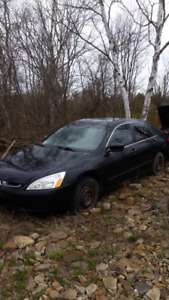2005 Honda Accord 4cyl 5-Speed for parts