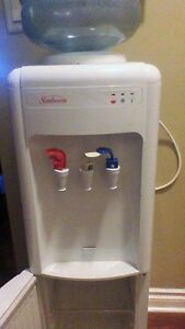 trade water cooler for small freezer