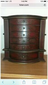 Jewelry Armoire Kijiji Free Classifieds In Ontario