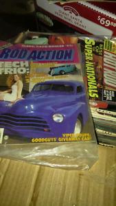 Hot rodding magazines