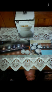 Wax Warmer and Candle Set